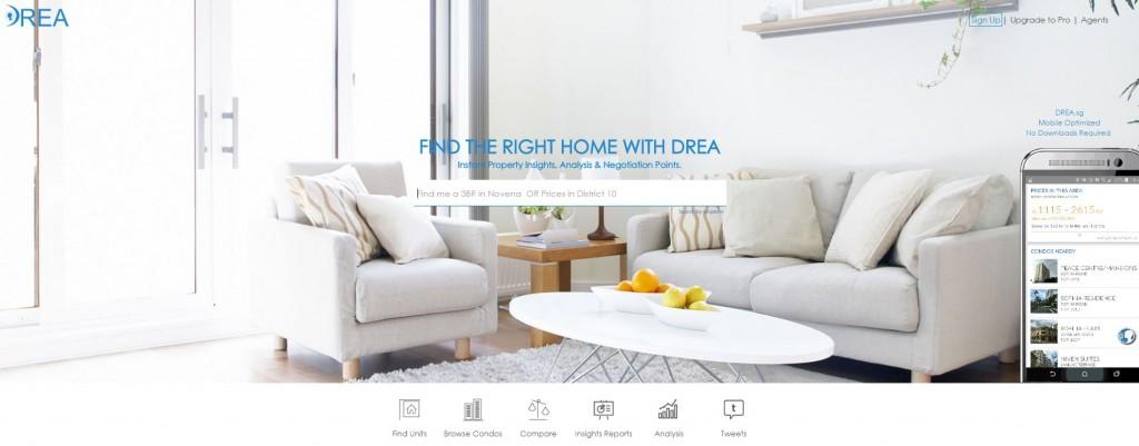 Singapore Property DREA.sg