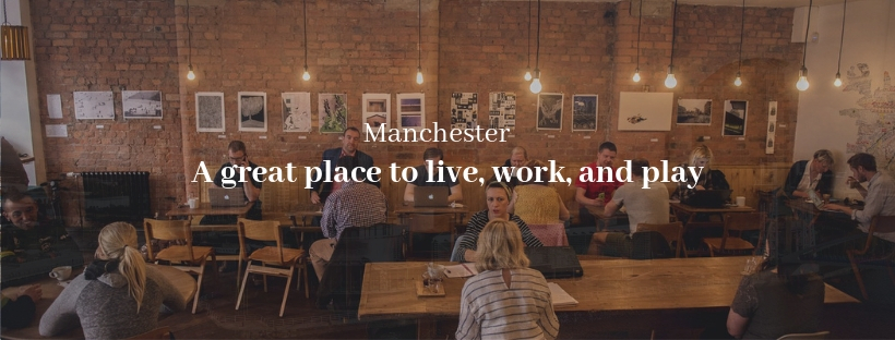 3. A great place to live, work, and play